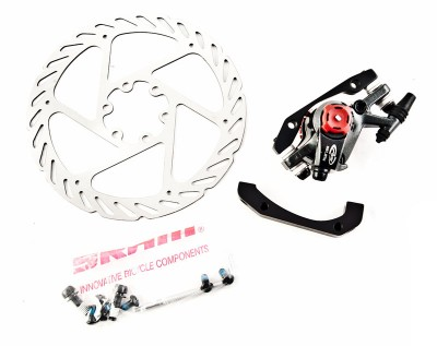 (00.5016.166.010) Тормоз Avid BB7 MTB Graphite G2CS Rotor Front/Rear