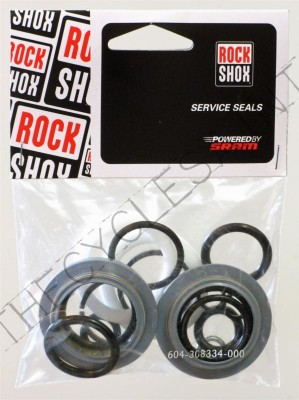 AM Fork Service Kit, Basic Pike Dual Position Air A1
